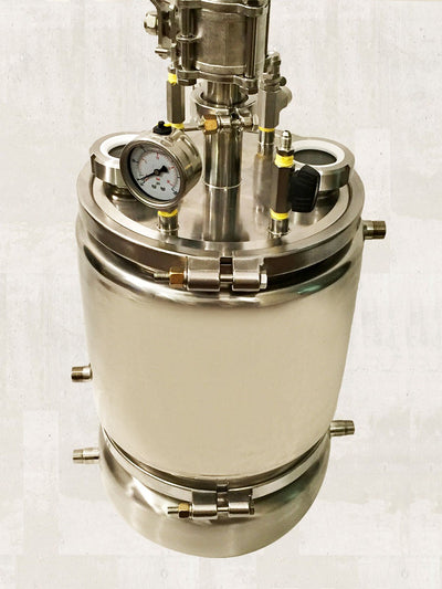 5 POUND JACKETED CALILOOP EXTRACTOR