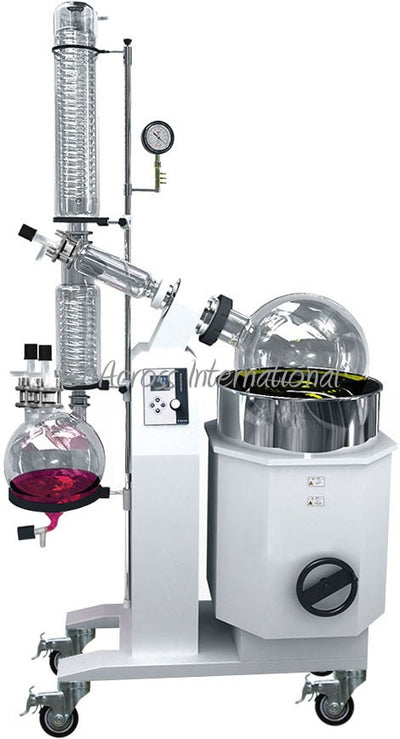 Ai SolventVap 13G/50L Rotary Evaporator Motorized+Manual Lift