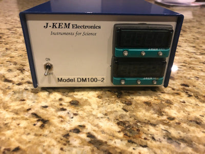 J KEM Scientific Digital Auxiliary Timer Unit