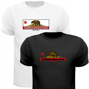 Men's CaliExtractions Logo Shirt