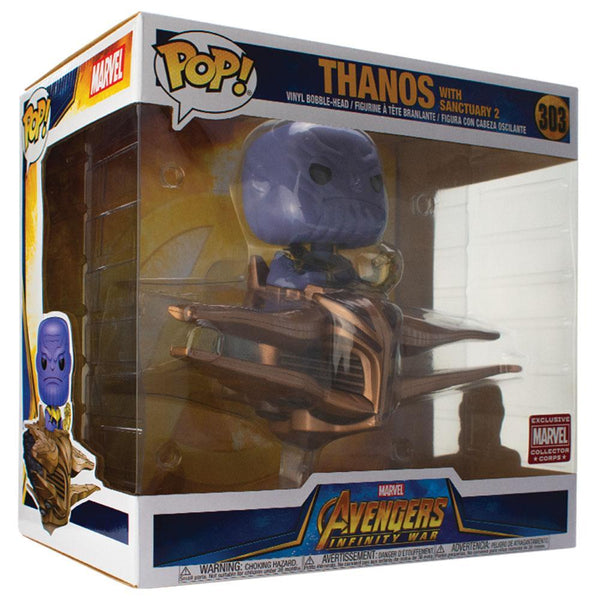 Ppjoe Thanos With Sanctuary 2 Pop Protector Rock Solid