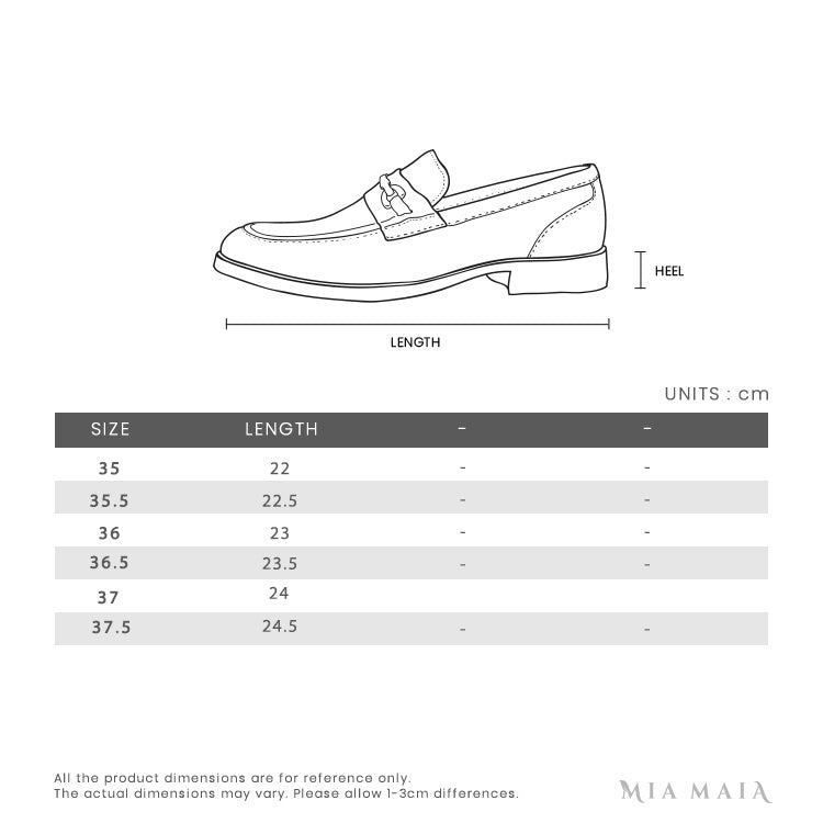 Alexander McQueen Oversized Sneakers | Size Chart | Mia-Maia.com