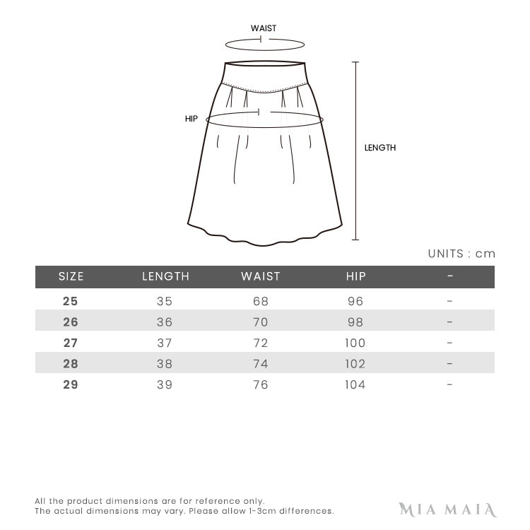 Alexander Wang Vintage Grey Washed Frayed Hem Denim Skirt | Size Chart
