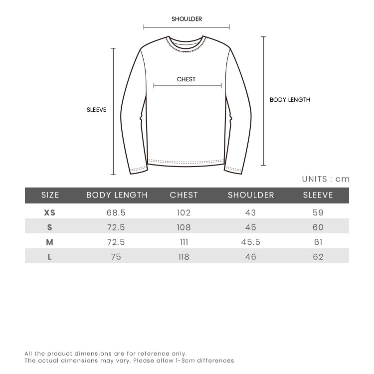 Burberry Logo-embroidered Cotton-jersey Hoodie | Size Chart | Mia-Maia.com