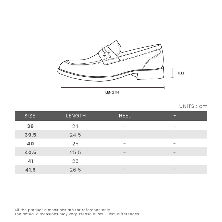 Burberry Vintage Check Cotton Sneakers | Size Chart | Mia-Maia.com