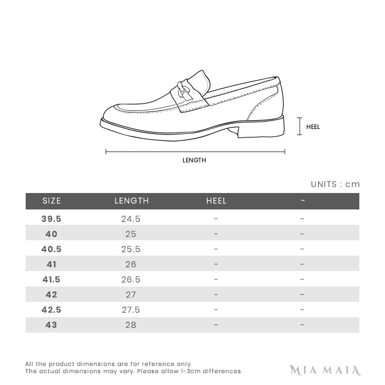 Burberry House Check Sneakers | Size Chart | Mia-Maia.com