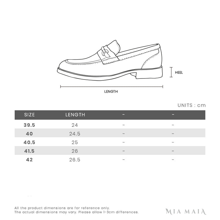Christian Louboutin White Lou Spikes High-Top Sneakers | Size Chart | Mia-Maia.com