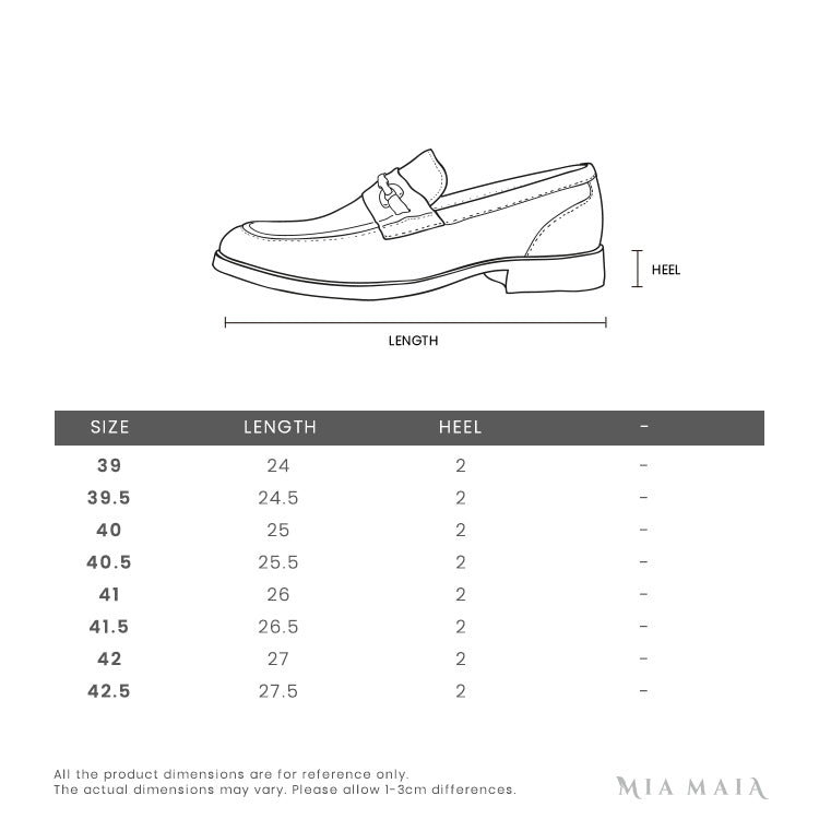 Christian Louboutin Louis Junior Spikes Sneakers | Size Chart | Mia-maia.com