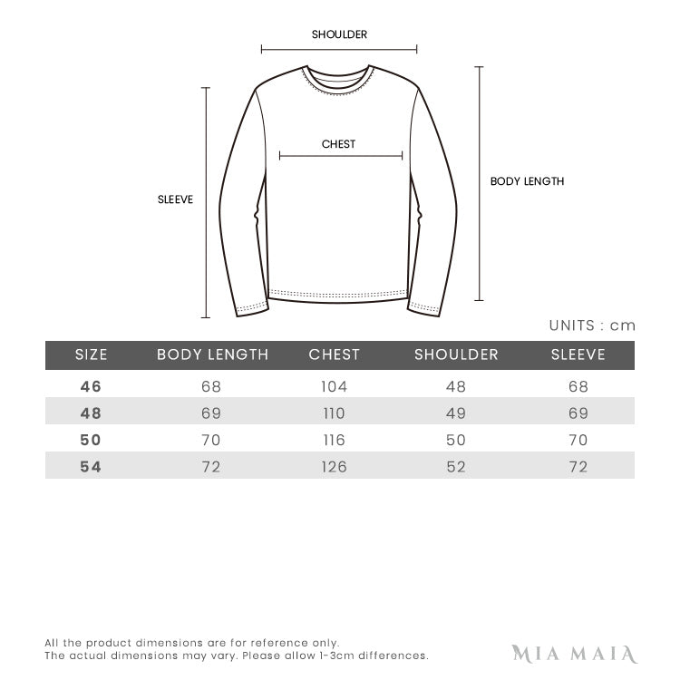 Dolce & Gabbana Crown Logo Printed Hoodie | Size Chart