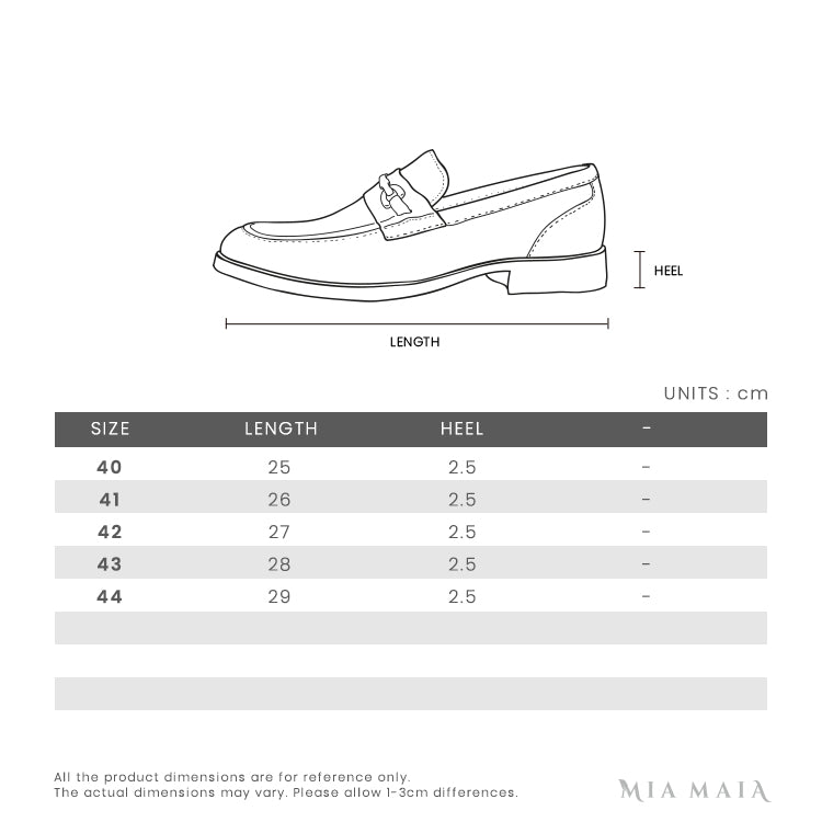 Gucci Ace Sneakers with Interlocking G | Size Chart | Mia-Maia.com