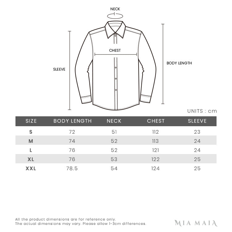 Gucci Polo with Interlocking G Patch | Size Chart | Mia-Maia.com