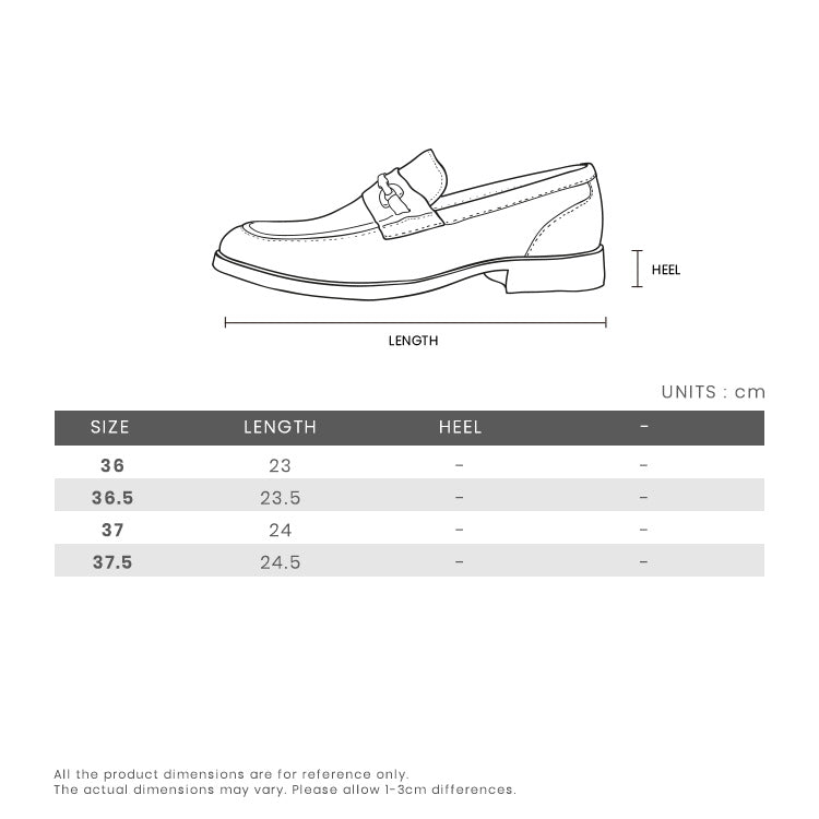 Givenchy JAW Low Sneakers | Size Chart | Mia-Maia.com