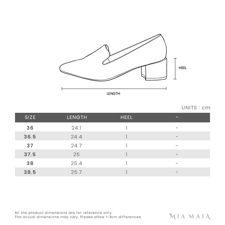 Tod's GOMMINO Patent Loafers | Size Chart
