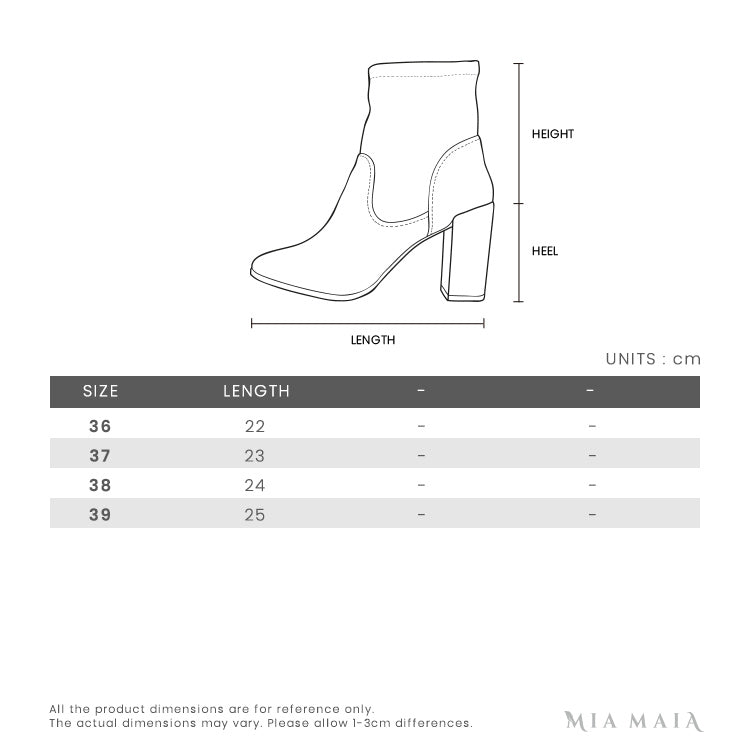 UGG Mini Bailey Button II | Size Chart