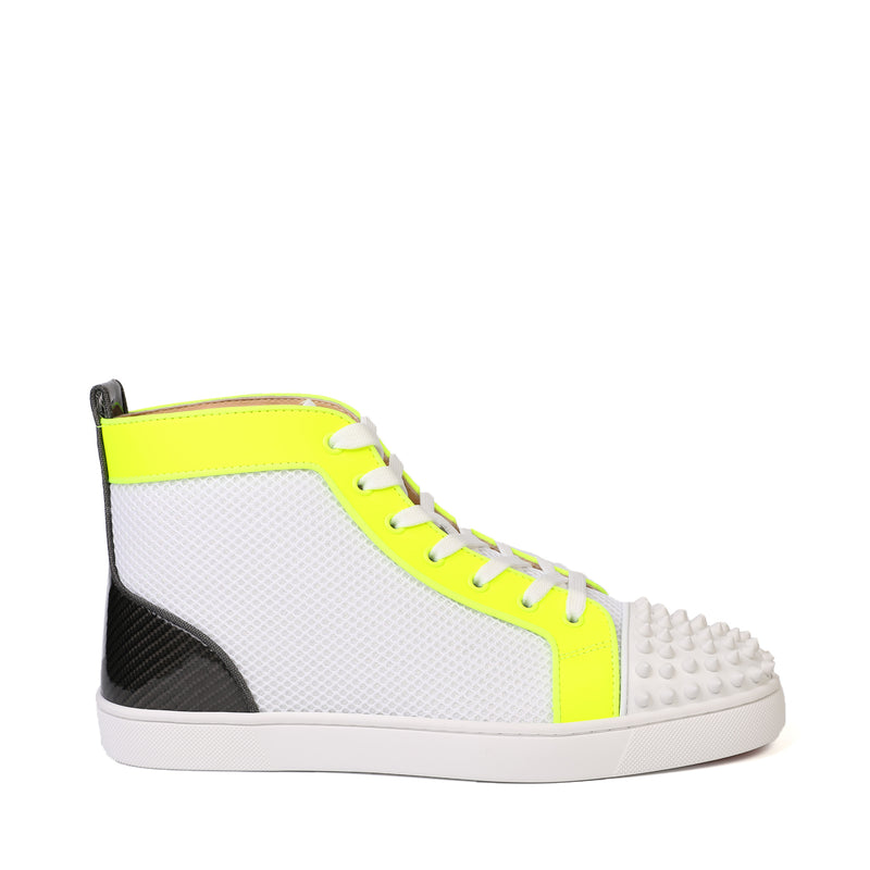 Lou Spikes Multi-color High Top Sneakers
