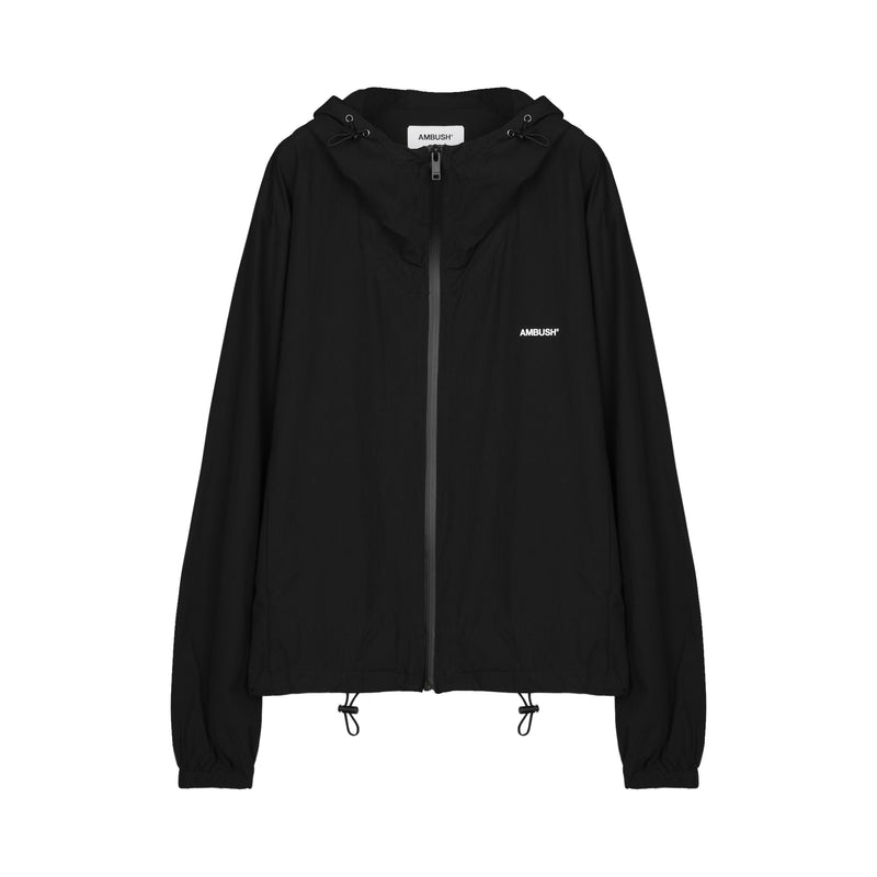 Ambush hooded zip-up jacket