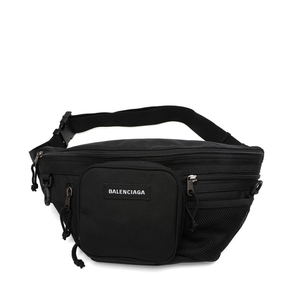 Explorer Multi-zip Belt Bag