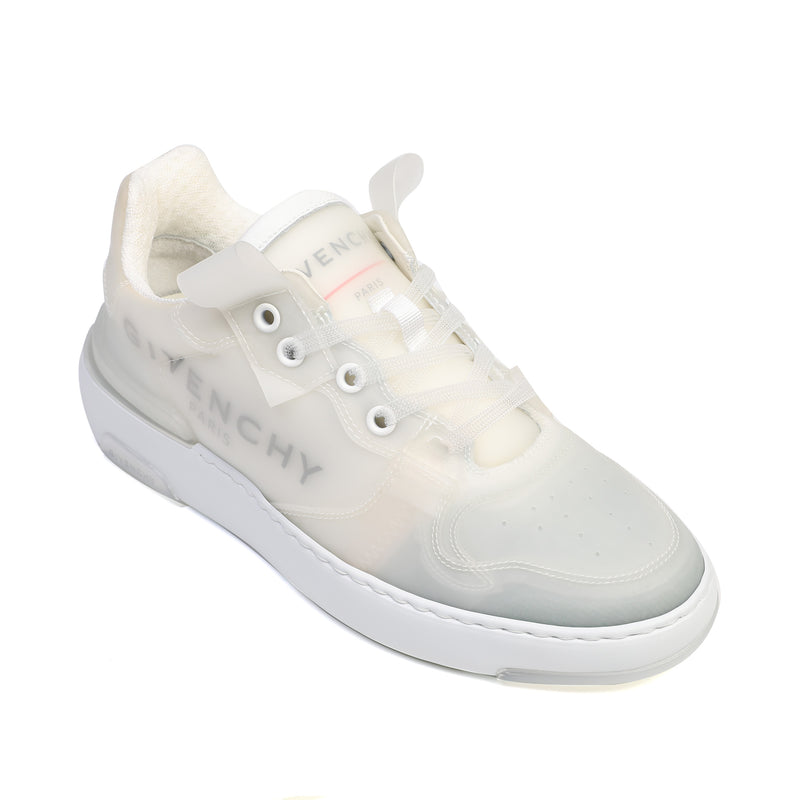 Wing Low-top Transparent Sneaker