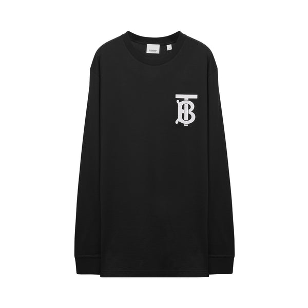 Monogram-motif Long-sleeve T-shirt