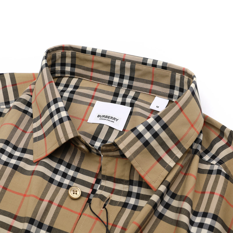 Small Scale Check Shirt