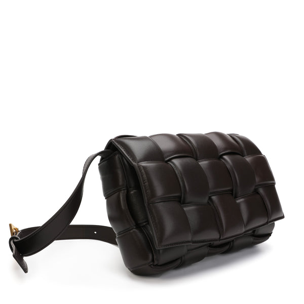 Padded Cassette Shoulder Bag