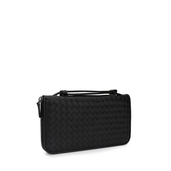 [CLEARANCE] - Intrecciato Document Case