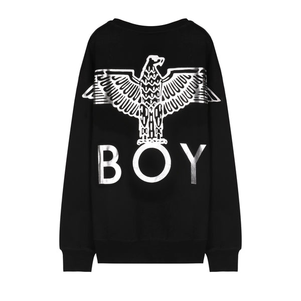 Boy London Eagle Back Print Sweatshirt