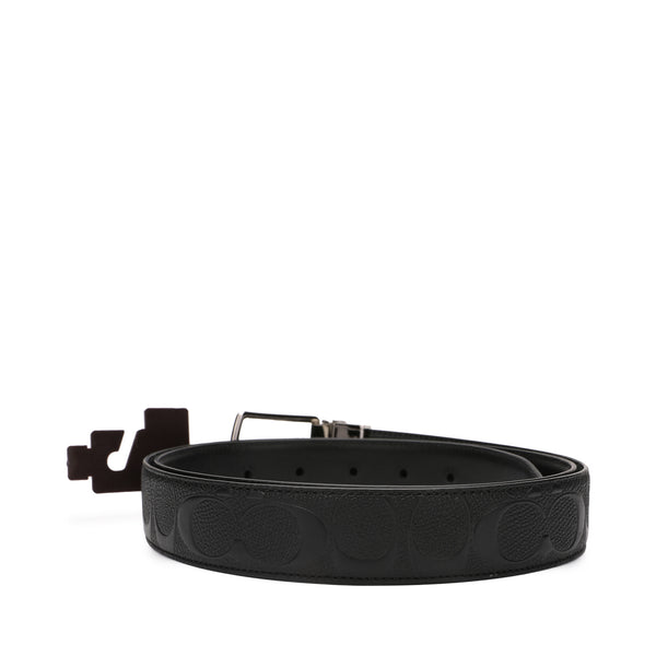 [CLEARANCE] - Modern Harness Cut-to-size Reversible Belt in Signature Leather