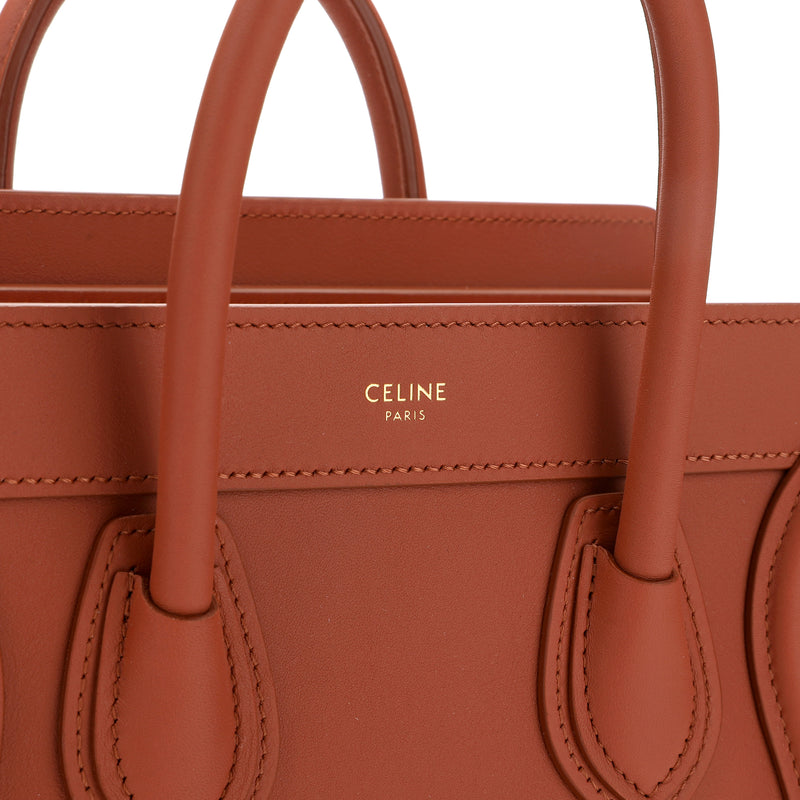 Celine Nano Luggage Bag