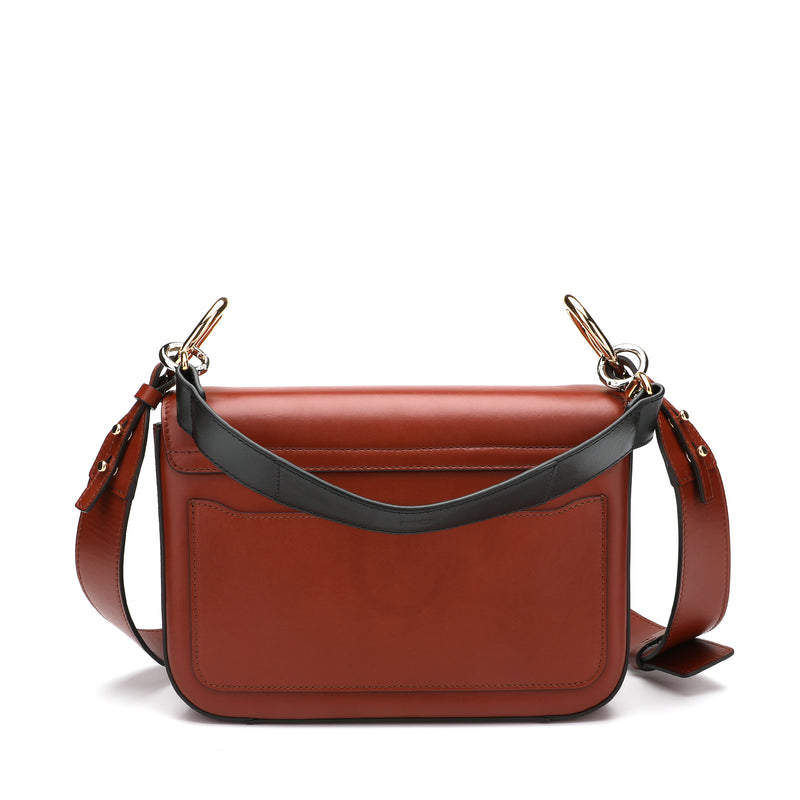 "Chloe Medium Chloe ""C"" Double Carry Bag"