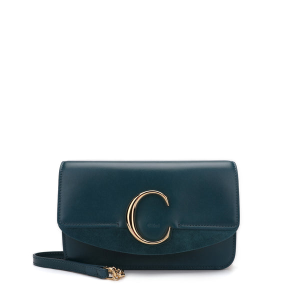 "[CLEARANCE] - ""C"" Clutch with Chain"