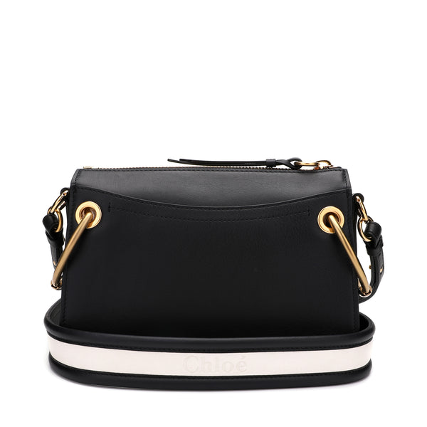 Chloe Logo Roy Shoulder Bag
