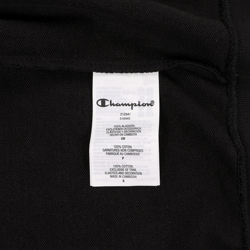 [CLEARANCE] - Zip-Through Script Logo Hoodie