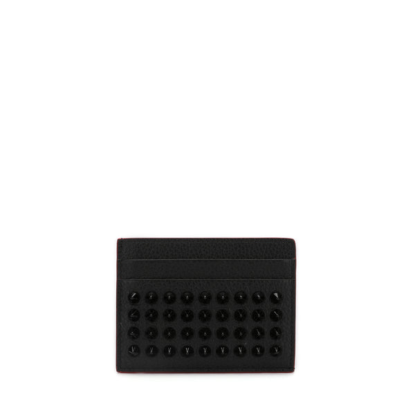 Christian Louboutin Kios Studded Card Holder