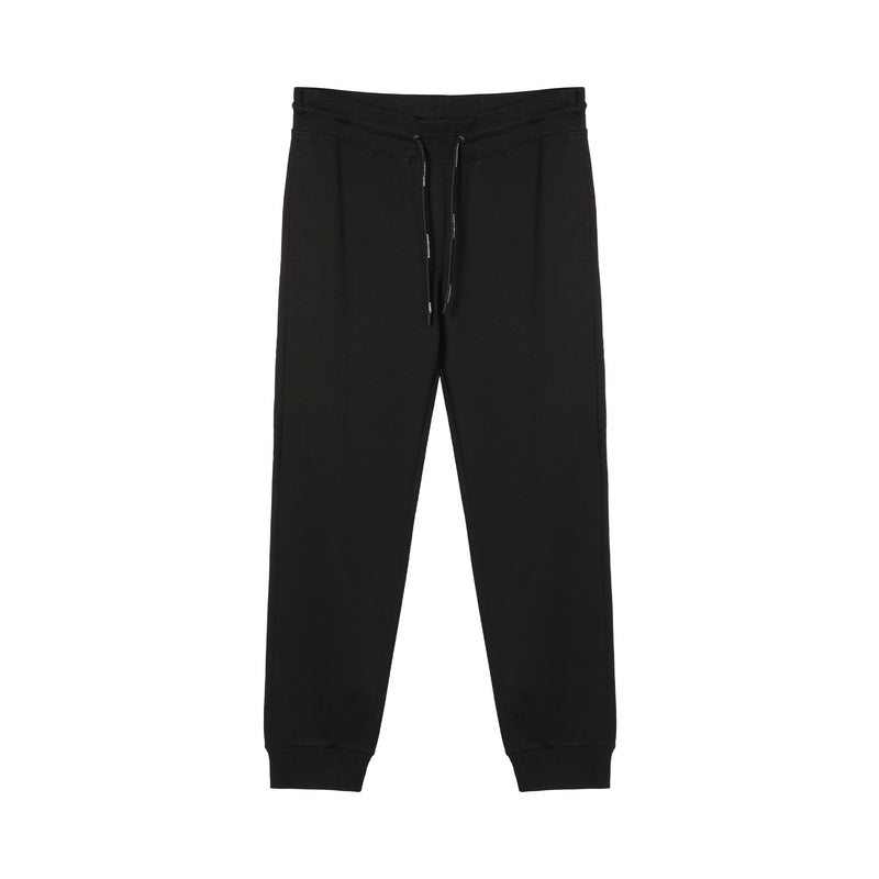 Emporio Armani Cropped Drawstring Track Pants