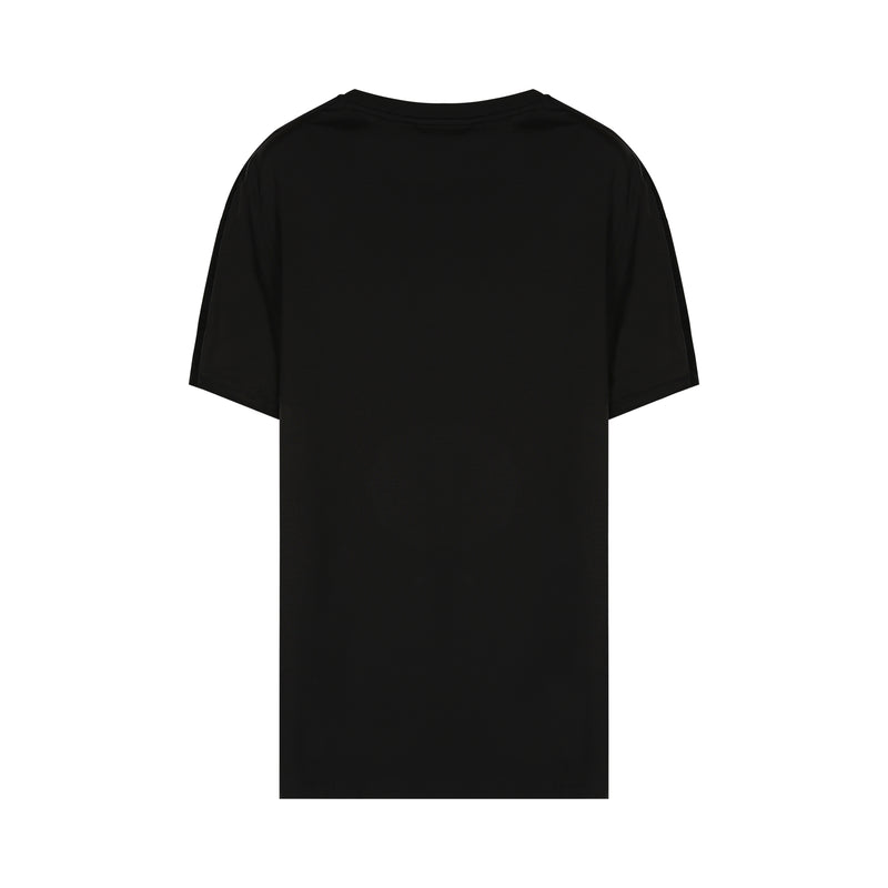Emporio Armani Logo Patch Crew-neck T-shirt