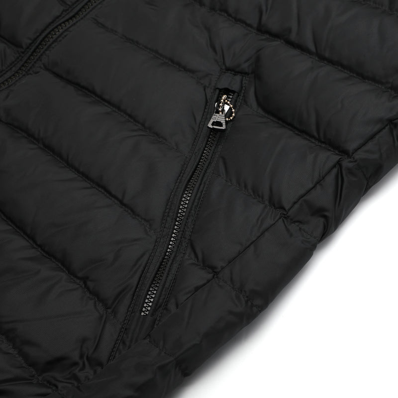 EA7 Padded zipped jacket