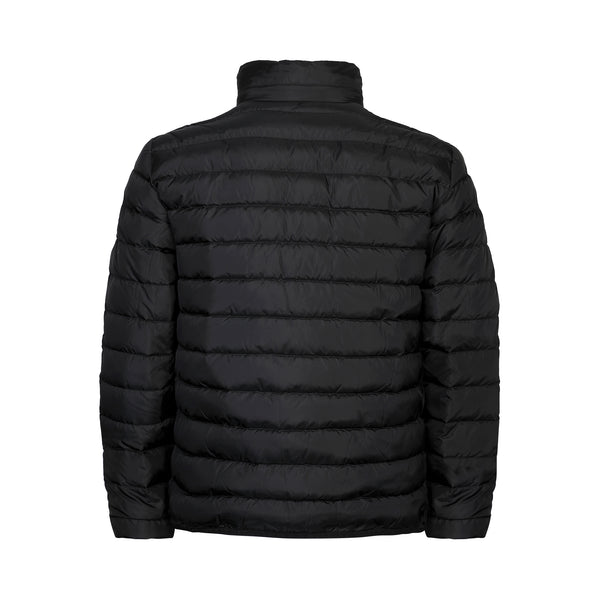 EA7 Quilted down jacket