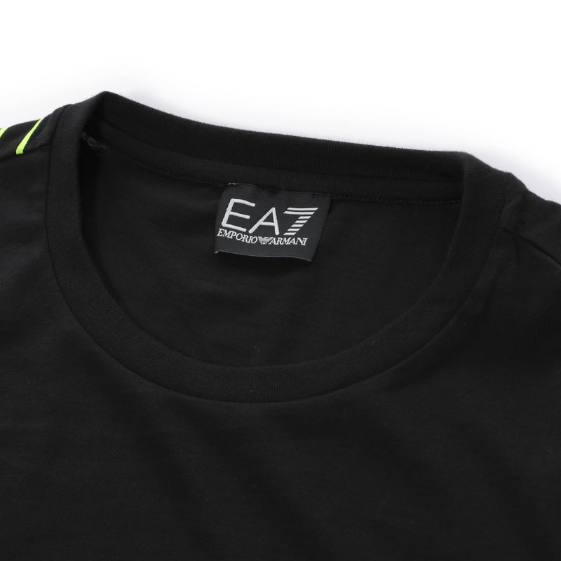 [CLEARANCE] - EA7 rear logo T-shirt