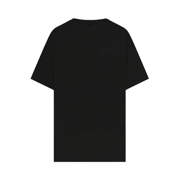 Text Logo Print T-Shirt