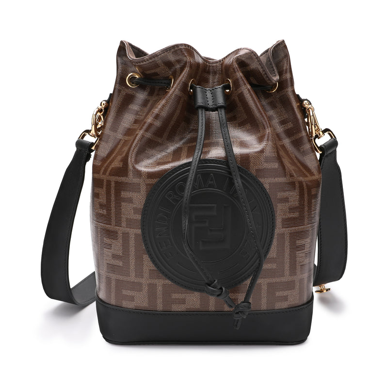 Small Mon Tresor Bucket Bag