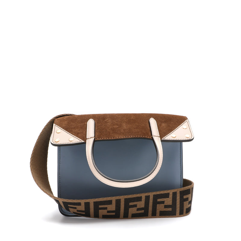 Fendi Flip Crossbody Bag