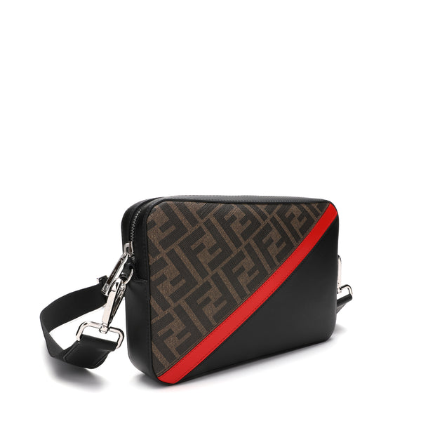 Monogram Motif Messenger Bag