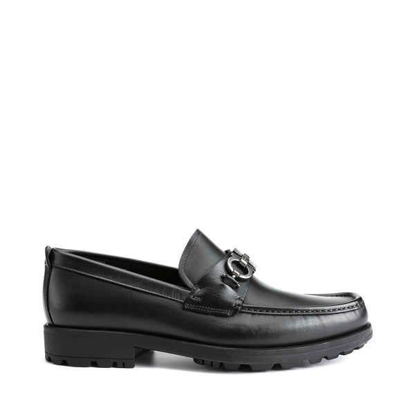 Salvatore Ferragamo DAVID Leather Loafer