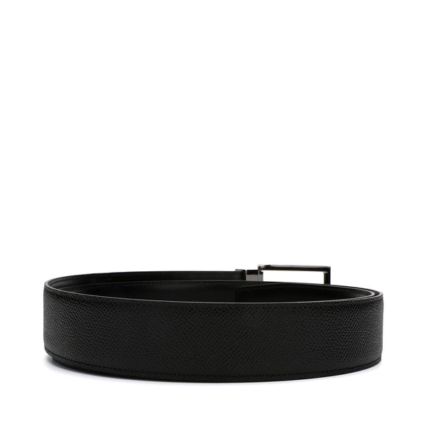 [CLEARANCE] - Reversible and Adjustable Gancini Belt