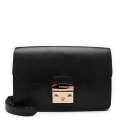 [CLEARANCE] - Metropolis Shoulder Bag S in Textured Leather