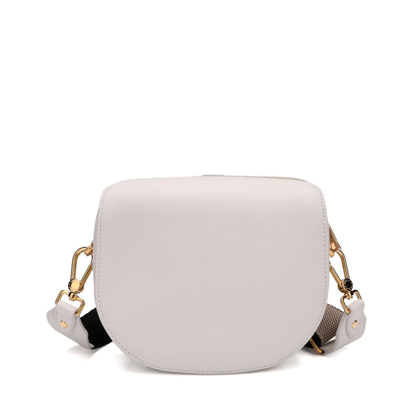 [CLEARANCE] - Gioia Mini Crossbody In Grainy Leather