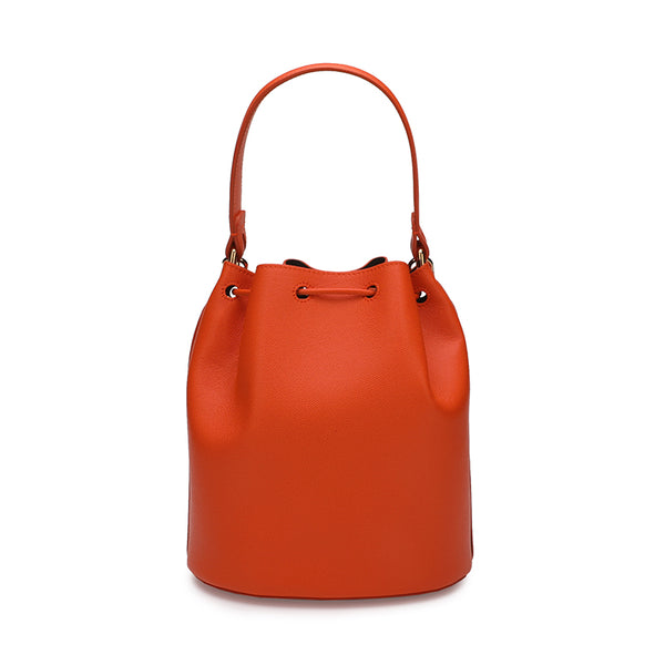 [CLEARANCE] - Corona Bucket Bag S in Grainy Leather