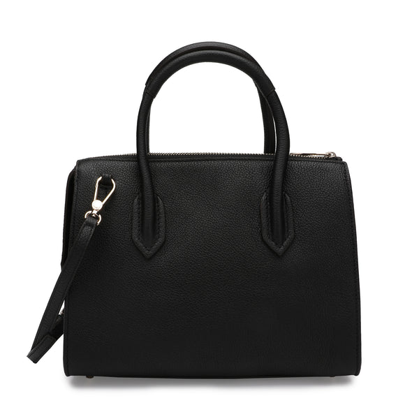[CLEARANCE] - Pin Satchel S in Grainy Leather