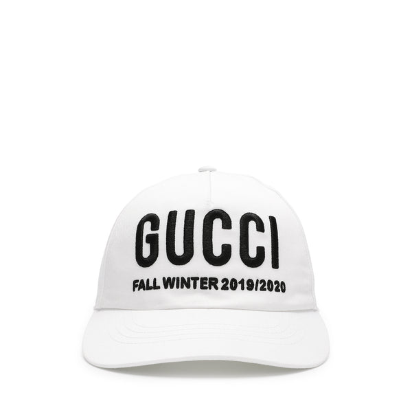 Gucci Baseball Hat with Gucci Embroidery